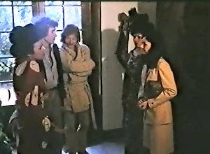Barbara Moose,Nicole Velna,Christine Chanoine Nackt auf...