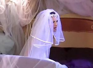 Anal,Lingerie,Fisting,Orgy,Wedding Bride fucked and...
