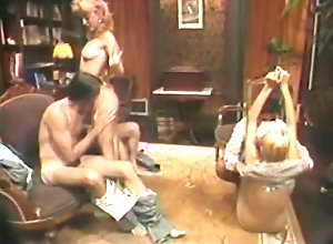 Adultery,Cumshot,Passionate,Pretty,Vintage,Nina Hartley Golden Age Of...