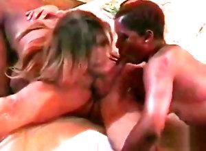 Interracial,Ebony,Vintage,Classic,Retro,Threesome,Big Tits,Big Ass,Blowjob,German,Boobs,exotic,Knockers Exotic xxx video...