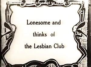 Lesbian,Lesbian Busy Lesbian Club