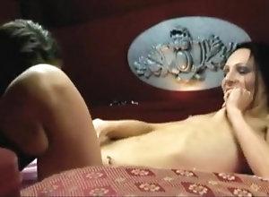 Creampie,Brunette,Lesbian,sluts Sexy pussy eating...