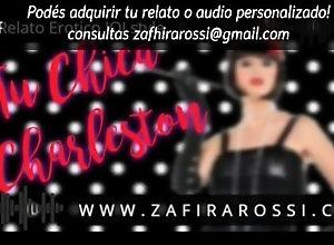 anal;audio;asmr;argentina;audio-argentina;joi;joi-audio-only;zafira-rossi;charleston;relatos-eroticos;interactivo;fumadora;disfraz;disfrazada;roleplay-argentina;gemidos,Blowjob;Creampie;Cumshot;Handjob;Anal;Role Play;Smoking;Exclusive;Verified Amateu ROLEPLAY...