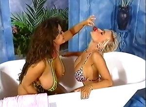 Lesbian,Brunette,Red Head,Vintage,Classic,Retro,Big Tits,Stockings,Cunnilingus,Outdoor,High Heels Olivia Parrish,...
