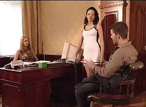 Anal,Double Penetration,Stockings,Anal,Penetrating,Secretary Secretaire A...