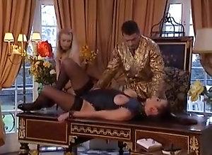 Facial,Anal,Group Sex,Latex,Anal,Fisting,Kinky,Vintage Kinky vintage fun...