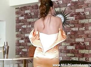 nhlpcentral;kink;petite;vintage;nylon;lingerie;panties;babe;small;tits;retro;stockings;high;heels;brunette;fetish;glamour;hairy;pussy,Babe;Brunette;Fetish;Small Tits;British;Solo Female Brunette Sophia...