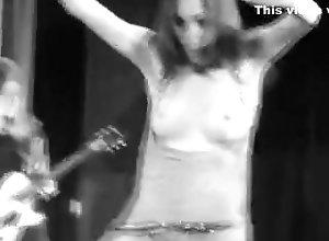 Striptease,Dancing,Hippy Hippie Style Hot...