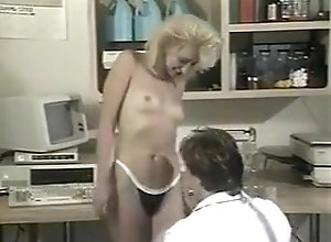 Blonde,Hairy,Fingering Practical Session