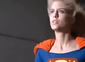 Vintage,Classic,Retro,Crush Supergirl Crushed