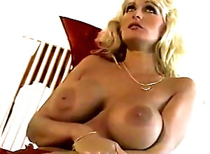 Blond,Vintage,Classic,Retro,Big Tits,Close-up,Casting,Hardcore,Audition Crystal Gold -...