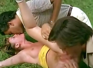 Hairy,Group Sex,Swingers,Swinger Swinging Picnic