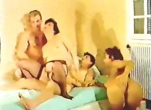 Anal,Big Boobs,Stockings,Group Sex,Sex Toys Double Saille