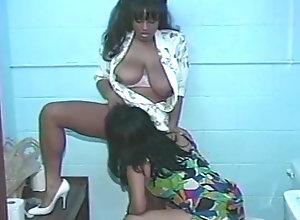 Lesbian,Latina,Brunette,Vintage,Classic,Retro,Big Tits,Hairy,Fingering,Cunnilingus,Big Ass,MILF Two Sexy Latina...