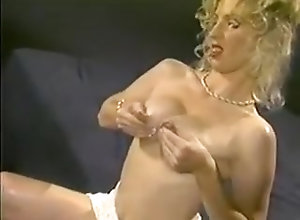 Blonde,Big Boobs,Lactating,Vintage vintage...