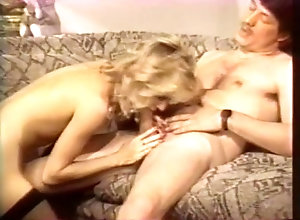 Facial,Vintage,Classic,Retro,Ginger Lynn,Jeanna Fine,Stacy Donovan,Tom Byron Closed Eyes And...