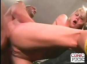 clinicfuck;blowjobs;uniform;blonde;babe;vintage;oral;rough;retro,Blonde;Hardcore;Vintage;Rough Sex Roughed Fucked...