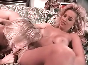 Anal,Lesbian,Sex Toys,Fingering,Anal,Lesbian,Toys,Vintage She likes a toy...