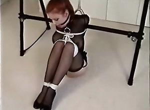 Vintage,Classic,Retro,Bondage,Tied Up Eve Ellis Bondage