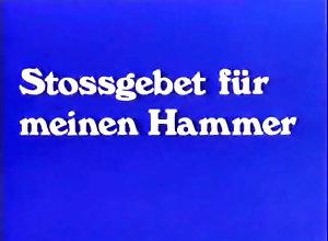 Vintage,Classic,Retro,German Stossgebet fГјr...