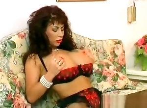 Vintage,Classic,Retro,Big Tits,MILF Tiziana Redford...