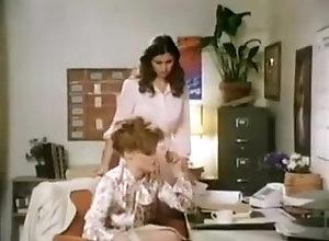 Lesbian,Big Boobs,Stockings,Lesbian,Secretary,Vintage Vintage Office...