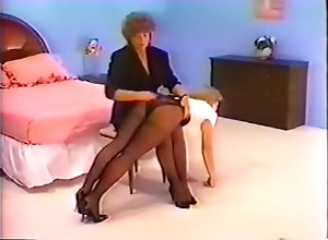 Vintage,Classic,Retro,Fetish,Spanking,Spanked,Vintage Vintage spanking...