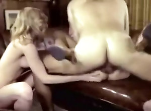 Vintage,Classic,Retro,Threesome,Blowjob,Taboo Taboo sex
