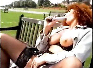 Masturbation,Red Head,Vintage,Classic,Retro,Toys,British,Mature,MILF,Solo Female,Dirty talk,Encouragement,Jerk Off Encouragement,Jerking,Raunchy,Lynda Leigh Jerk Off...