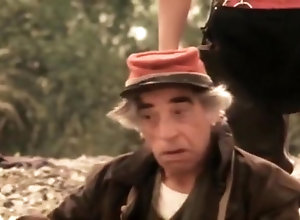 Softcore,Old Man,Oldy,Superhero,window,Paola Montenero,Paola Senatore Action
