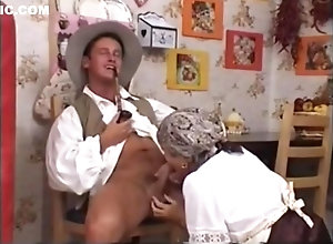 Facial,Vintage,Classic,Retro,Big Tits,Old and Young,Blowjob,Cumshot,German,Granny,Hardcore,Mature,MILF,Cumshot,Facial,German,Granny German Granny...