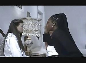 Interracial;Lesbians;Vintage L0088