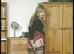 Blondes;British;Masturbation;Vintage SF446