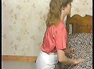 British;Flashing;Lingerie;Small Tits;Vintage;Bedroom Bedroom 3