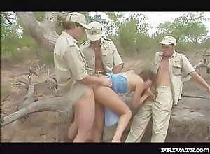 Anal;Cumshots;Vintage;Double Penetration;Gangbang;Private Classics;Kruger Diana, Outdoor...