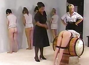 Retro;Spanking;HD Videos;Barrel Over the Barrel 2