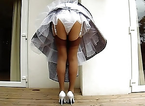 Housewife;Upskirts;Stockings;Nylon;HD Videos;High Heels;Retro 1950's...