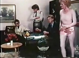 Hairy,Group Sex,Danish,Vintage Danish Vintage
