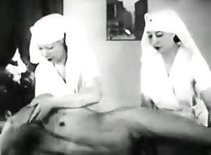 Threesome,Handjobs,Massage,Vintage Massage Porn...