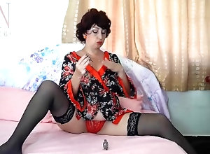 lingerie;stockings;nylon;panties;pantyhose;tights;cameltoe;bikini;pinup;nude;naked;pin-up;retro;vintage;striptease;stripper,Big Ass;Babe;Brunette;Vintage;Role Play;Babysitter;Verified Amateurs;Cosplay;Solo Female Polish nails...