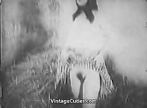 In the Barn;Awesome;Masturbating;Vintage Cuties Channel;Amateur;Fingering;Hairy;Teens;Vintage Awesome Babe...