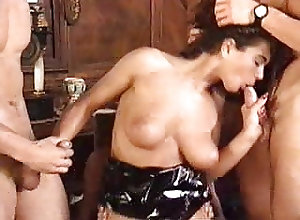 Double Penetration;Italian;Stockings;Vintage Full Movie