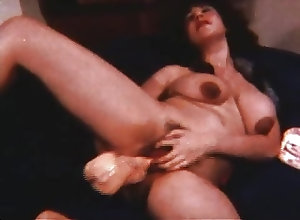 Sex Toys;Masturbation;Hairy;Vintage Bull Rider