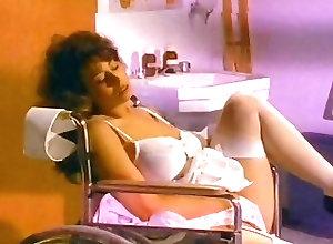 Masturbation;Vintage;MILFs;Lingerie;Retro;Panty Masturbation;White Panty;Classic;Panty;White Retro Classic -...