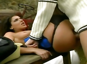 Anal;Vintage;Stockings;Lingerie;HD Videos;Outdoor Karen Lancaume # 01