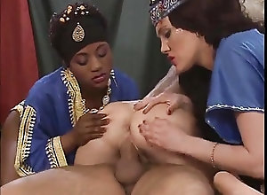 Anal;Blowjobs;Cumshots;Group Sex;Vintage Alladin's...