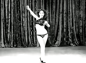 Retro;Softcore;Striptease;Vintage;Girl Striptease Vintage -...