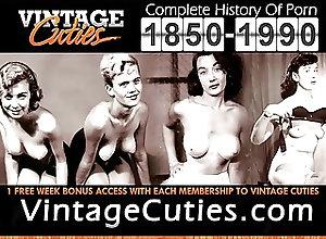 Lights;Vintage Cuties Channel;Brunettes;Vintage;Striptease;Retro;American Hot Tamale...