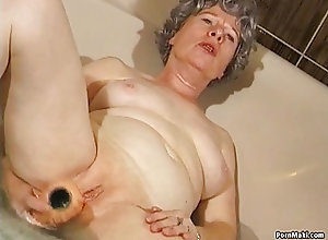 German;Grannies;Matures;Mom;Vintage;Real Granny Porn;Bathtub;Masturbates;Granny Granny...