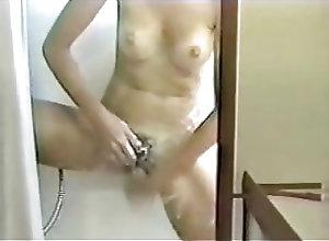 Amateur;Blondes;Sex Toys;Masturbation;Vintage;Vintage Shower;Shower Masturbation;Hot Shower;Hot Masturbation hot vintage...